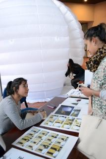 DTC project at the Jorge Taleo University, Bogotà, Colombia