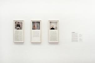 """""""Dream Diary"""", Castello di Rivoli Museo d'Arte Contemporanea, Rivoli, Italy, 2014"""
