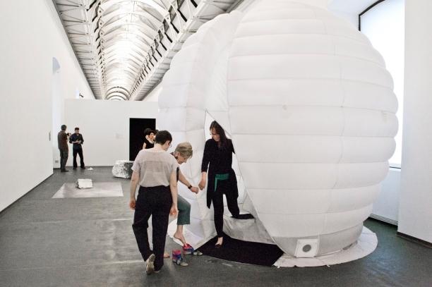 """""""Dreams' Time Capsule project"""" Castello di Rivoli Museo d'Arte Contemporanea, Rivoli, Italy, 2014"""